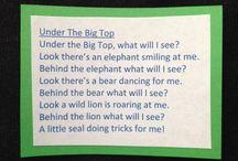 Preschool Carnival and circus theme