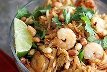 Recipes: Sea Meat / by Brett P