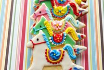 Horse-y Cookies, Cakes & Other Goodies