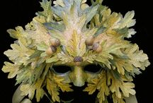 Magical masks / by Kim Wells