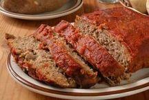 recettes de pain de viande rapide et facile à faire
