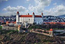 Bratislava / En tur rundt i Bratislava