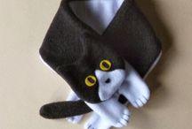 cachecol gatinho