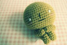Knit-stitch-Crochet / cute knitting and crocheting patterns and ideas i would like to make when im not lazy. i believe i being to add embroidery on to this board as well... / by Lisa Nguyen