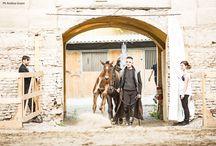 SAGA lo spettacolo / Immagini degli #spettacoli del #teatro #equestre #barbarico