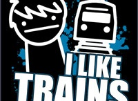 I LIKE TRAINS EN MINE TURTLE