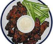 Buffalo Hot Wings Recipes