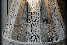 lampshade crochet