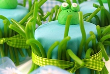 Cakes and Fancy Cookies / Cake Decorating / by Vickie Hefner
