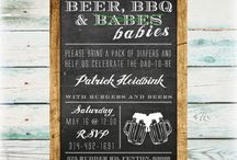 Eventspiration-Keith and Carla Baby Shower(s) / by Just Save the Date Event Planning and Design