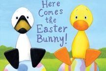 Easter Books / Learn about the joys of Easter by reading one of these great children's books.