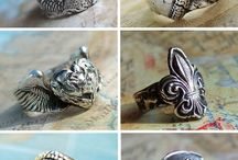 Handmade silver jewelry / The most beautiful silver jewelery that can be found on the internet