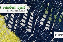 Inspiration garn och mönster / Inspiration garn och mönster för dig som vill inspireras av garn,  mönster, färg och form
