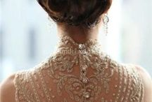 Wedding dresses & accessories