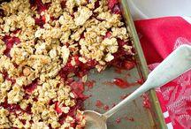 Recipes Crisps and Cobblers