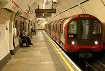 Dünya'dan Metro İstasyonları / Undergrounds