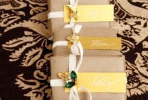 The Next Gift I Give I'll wrap nicely! / Wrapping, pretty cards and good ideas!