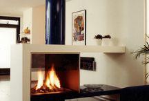 Fire sculptures