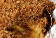 Dessert: Cobblers/Crisps