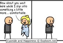 Explosm comics