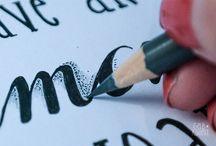 || lettering ||