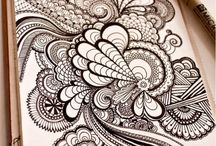 doodles and Art / by Andrea Welch