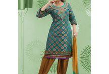Punjabi Salwaar Suit / http://styleindia.com.au/salwaar/7