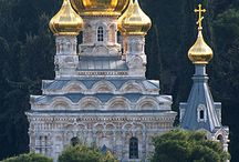 Beautiful churches-temples-mosques