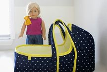 Sewing for 18 Inch Dolls / by Baby Lock
