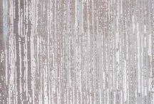 The Saule Collection / Our Modern Collection Featuring Abstract Designs With Ethereal, Painterly Qualities