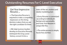 C-level Executives / CXO/CMO/CEO Openings are fewer, don't take a chance. Get your Outstanding Resume Now !