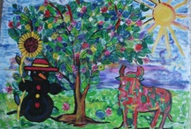 Some of Mary Mas M`s paintings / by Mary Mas M