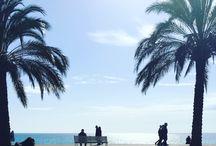 Côte d'Azur / Les paysages de la Côte d'Azur sont d'une beauté rare. L'art de vivre à la française !