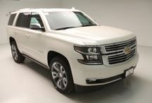 Chevrolet Tahoe / Take a tour of our Tahoe inventory from Vernon Auto Group, the dealership with transparent deals!
