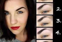 Eyebrow Envy / Fabulous eyebrow tutorials and step by step guides await.