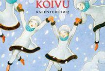 Kirjalliset kalenterit 2015