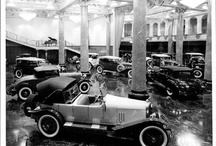 classic automobiles / 1900-1949 automibles / by Mike