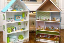 Ideas para cuartos de mis futuros pequeñitos / by Patricia Barinotto
