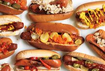 Haute Dogs / July is National Hot Dog Month. Dogs don't have to be dull. Here are some fun recipe ideas. / by Life Love Shopping TV