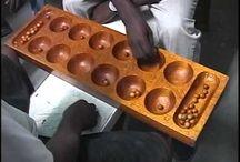 Warri Board Game