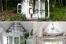 Shabby Chic Playhouse