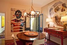 Chinese style interior / by Nonie S
