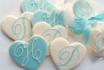 Wedding Cookies / by Kris Colucci