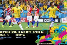 FIFA WORLD CUP 2014 / Scores and Updates from FIFA WORLD CUP 2014