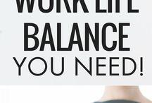 Balance lifestyle