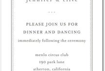 Invitations / by Jen Eckert