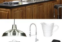 Kitchen Sinks and Facets / by Marge Perry