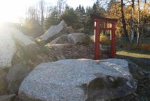 Prvky asijských zahrad