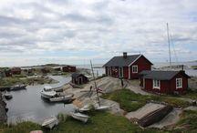 huvudskar szwecja / archipelag huvudskar szwecja