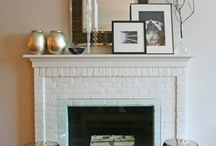 Dressing the mantel